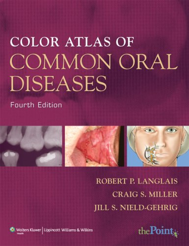 Color Atlas of Common Oral Diseases  4th 2009 (Revised) edition cover