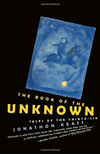 Book of the Unknown Tales of the Thirty-Six  2009 edition cover