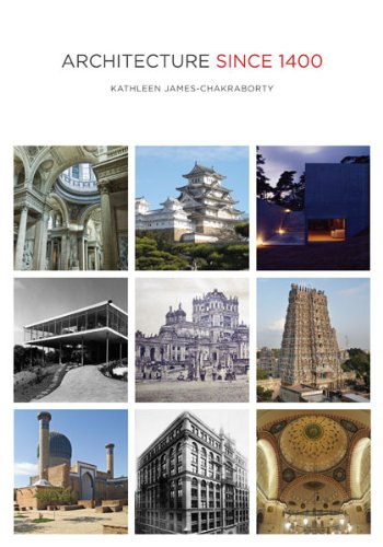 Architecture Since 1400   2014 edition cover
