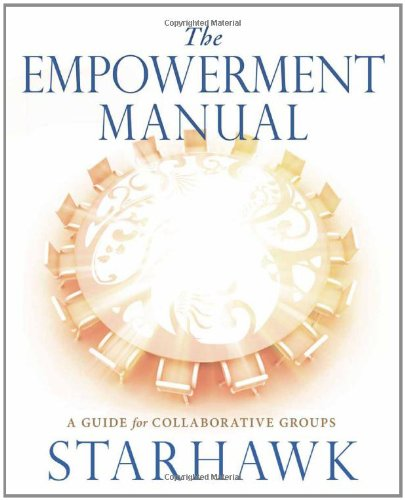 Empowerment Manual A Guide for Collaborative Groups  2011 edition cover