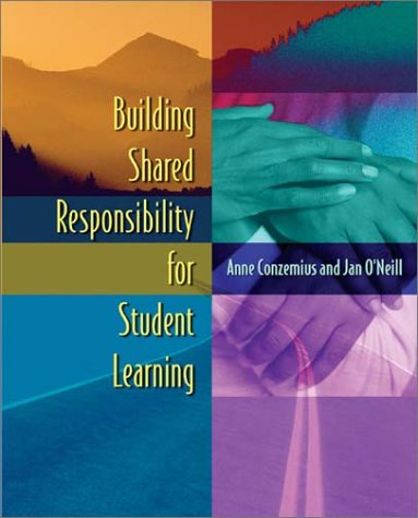 Building Shared Responsibility for Student Learning   2001 edition cover