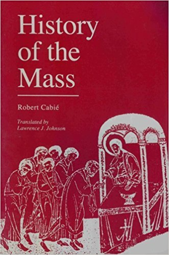 History of the Mass 1st edition cover