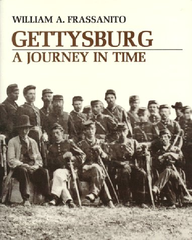 Gettysburg : A Journey in Time 1st (Reprint) 9780939631971 Front Cover