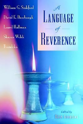 Language of Reverence   2004 edition cover
