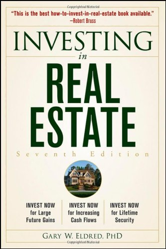 Investing in Real Estate  7th 2012 edition cover