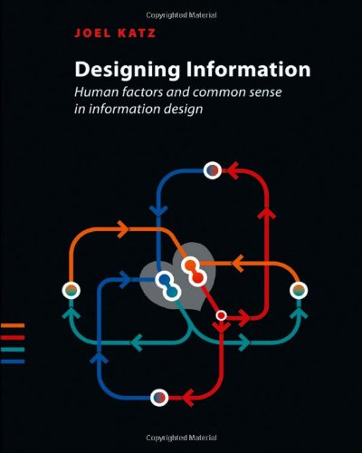 Designing Information Human Factors and Common Sense in Information Design  2013 edition cover