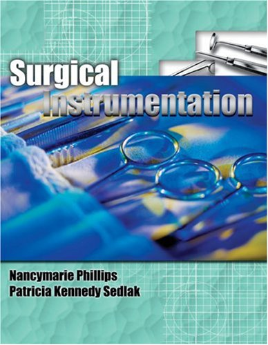Surgical Instrumentation   2010 9781401832971 Front Cover