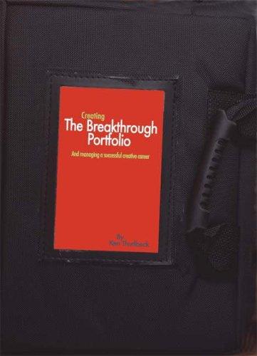 Breakthrough Portfolio   2007 edition cover