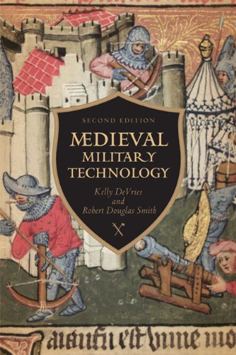 Medieval Military Technology  2nd 2011 (Revised) edition cover