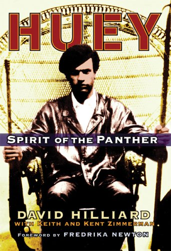 Huey Spirit of the Panther N/A edition cover