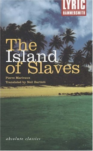 Island of Slaves   2002 edition cover