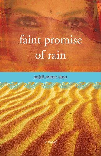 Faint Promise of Rain A Novel  2014 9781938314971 Front Cover