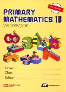 PRIMARY MATHEMATICS 1B-WORKBOO N/A edition cover