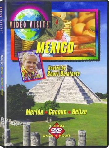 Video Visits: Mexico - Merida, Cancun, Belize System.Collections.Generic.List`1[System.String] artwork