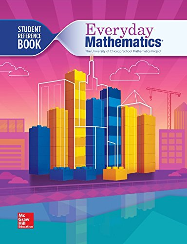 Everyday Mathematics, Grade, Reference Book:  1st 2015 9780021436972 Front Cover