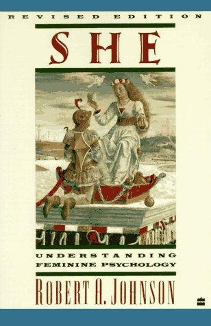 She Understanding Feminine Psychology  1989 (Revised) edition cover