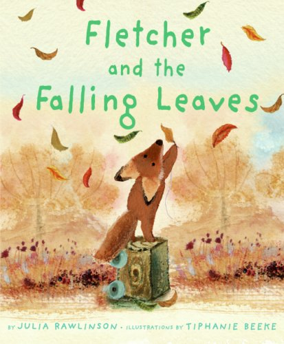 Fletcher and the Falling Leaves  N/A 9780061573972 Front Cover