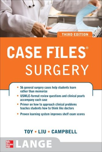 Surgery  3rd 2009 edition cover