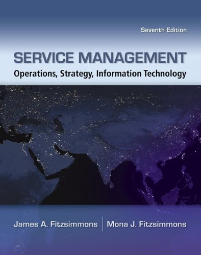 Service Management with Premium Content Access Card  7th 2011 edition cover