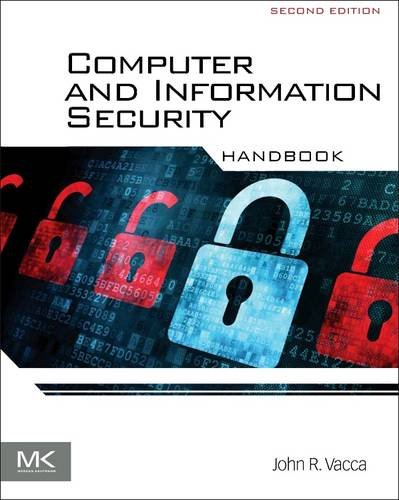 Computer and Information Security Handbook  2nd 2013 edition cover