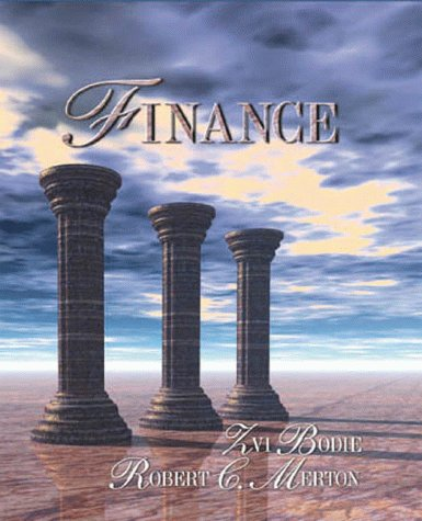Finance  1st 2000 9780133108972 Front Cover