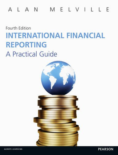 International Financial Reporting A Practical Guide 4th 2013 9780273785972 Front Cover