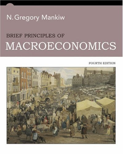 Brief Principles of Macroeconomics  4th 2007 edition cover