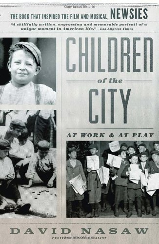 Children of the City At Work and at Play  2012 edition cover