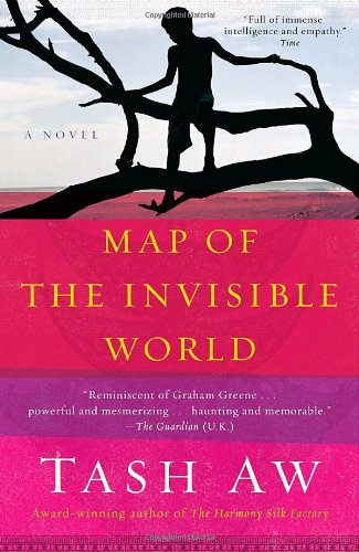 Map of the Invisible World  N/A edition cover
