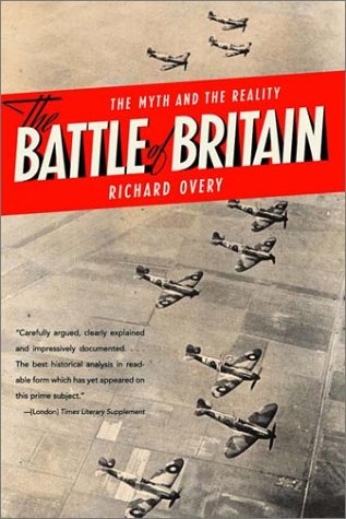 Battle of Britain   2002 9780393322972 Front Cover