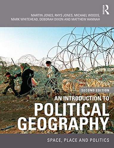 Introduction to Political Geography Space, Place and Politics 2nd 2015 (Revised) edition cover