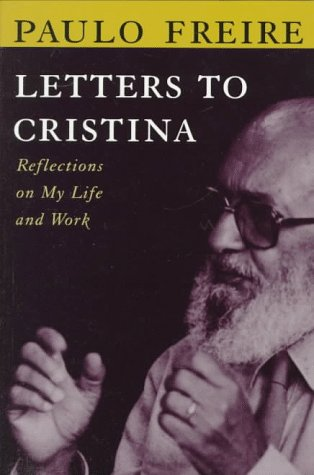 Letters to Cristina Reflections on My Life and Work  1996 edition cover