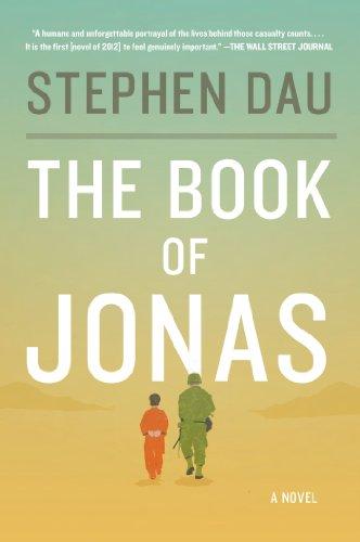 Book of Jonas A Novel N/A edition cover