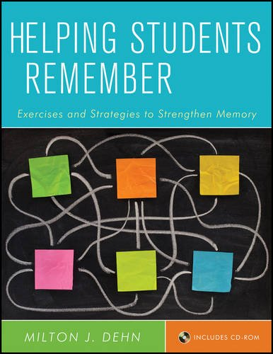 Helping Students Remember Exercises and Strategies to Strengthen Memory  2011 edition cover