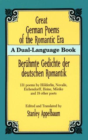 Beruhmte Gedichte der Deutschen Romantik   1995 edition cover