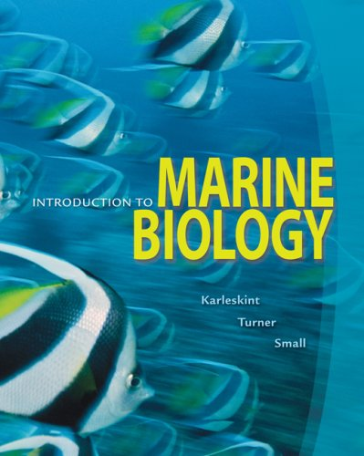 Introduction to Marine Biology  3rd 2010 edition cover