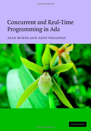 Concurrent and Real-Time Programming in Ada   2007 9780521866972 Front Cover