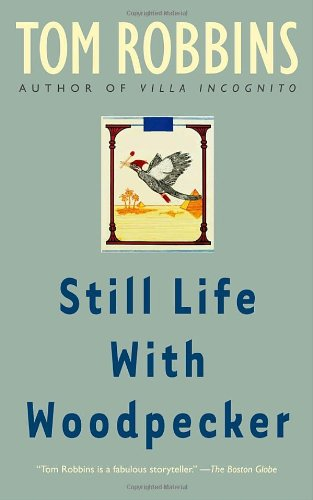 Still Life with Woodpecker   1980 edition cover