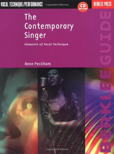 Contemporary Singer Elements of Vocal Technique N/A edition cover