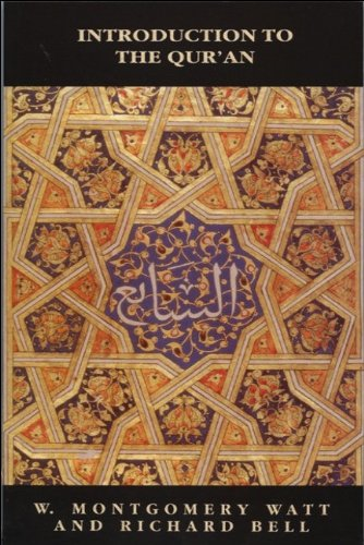 Introduction to the Qur'an  2nd 1970 9780748605972 Front Cover