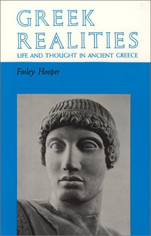 Greek Realities Life and Thought in Ancient Greece  1978 edition cover