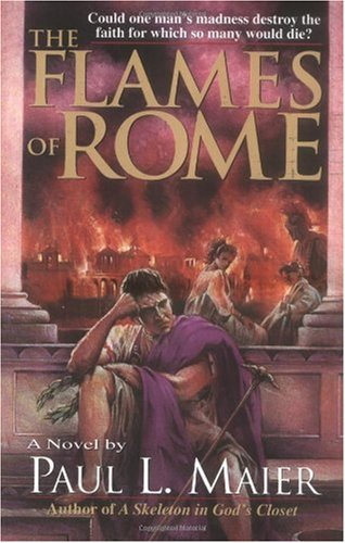 Flames of Rome  2nd edition cover