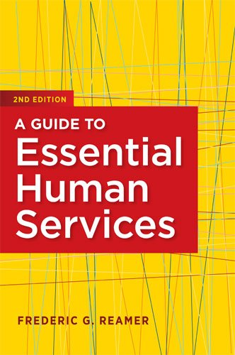Guide to Essential Human Services 2nd 2010 edition cover