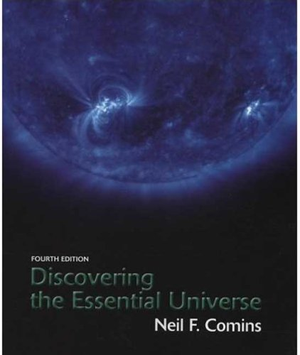 Discovering the Essential Universe  4th 2009 edition cover