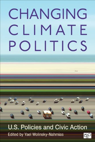 Changing Climate Politics U. S. Policies and Civic Action  2015 (Revised) edition cover
