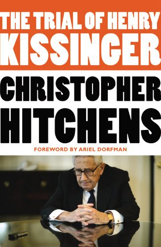 Trial of Henry Kissinger  N/A edition cover