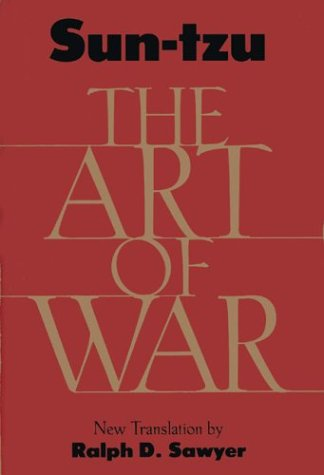 Art of War   1998 edition cover