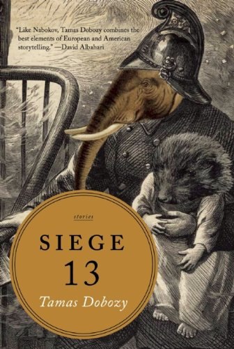Siege 13 Stories  2013 edition cover