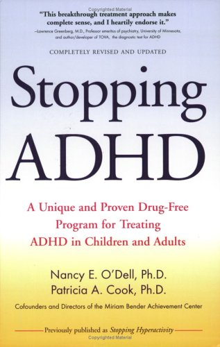 Stopping ADHD   2004 edition cover