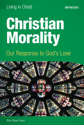 Christian Morality (student Book) Our Response to God's Love  2012 edition cover